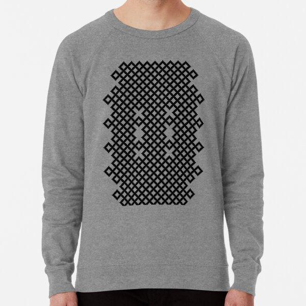 Pattern Lightweight Sweatshirt