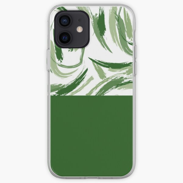 Abstract painting | Decoration - bedding iPhone Soft Case