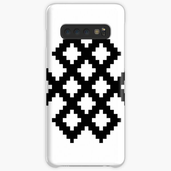 Karma Knot Pattern Samsung Galaxy Snap Case