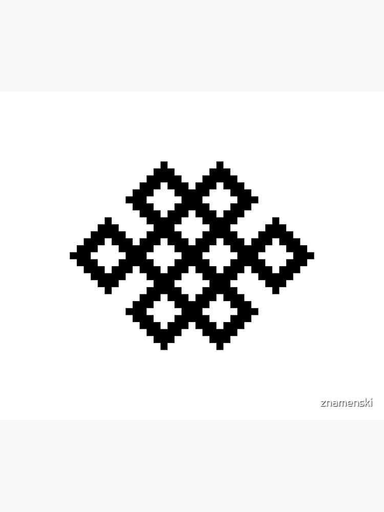 Karma Knot Pattern by znamenski