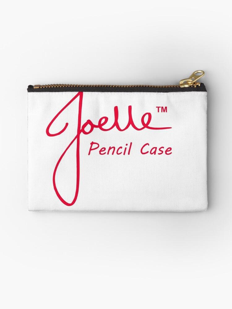 Joelle Pencil Case by missjoelley