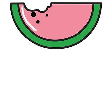 Watermelon Illustration by willarts