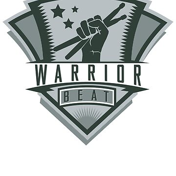 Warrior Beat T-Shirt by abject