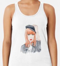 Miss P. Racerback Tank Top