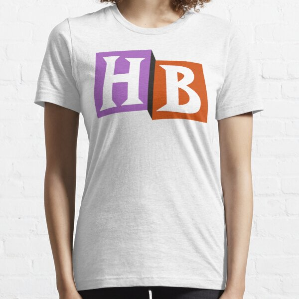 Hanna-Barbera Blocks Essential T-Shirt