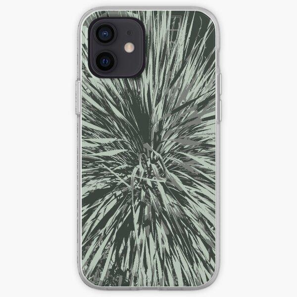Agave Illustration iPhone Soft Case