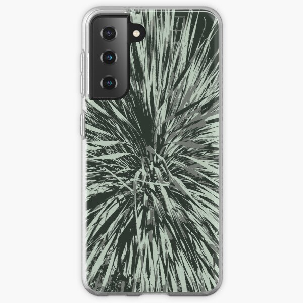Agave Illustration Samsung Galaxy Soft Case