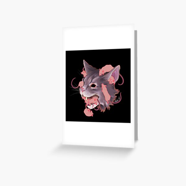 ABSOLUTION Greeting Card
