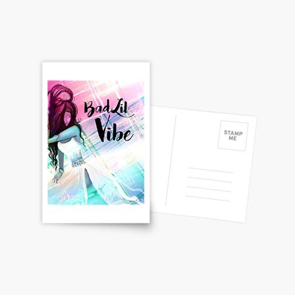 Bad Lil Vibe Postcard