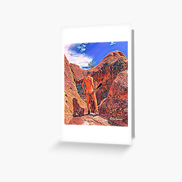 Uncommitted Greeting Card