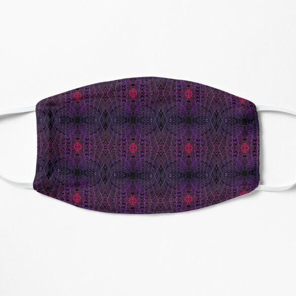 Drenched - Amethyst - Micro Flat Mask