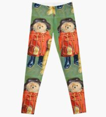 Teddy Bears with Attitude 2 Leggings