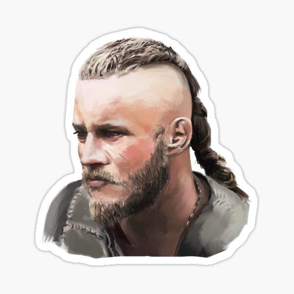 Ragnar Lodbrok Sticker