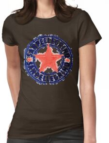 San Pellegrino T Shirt Womens Fitted T-Shirt