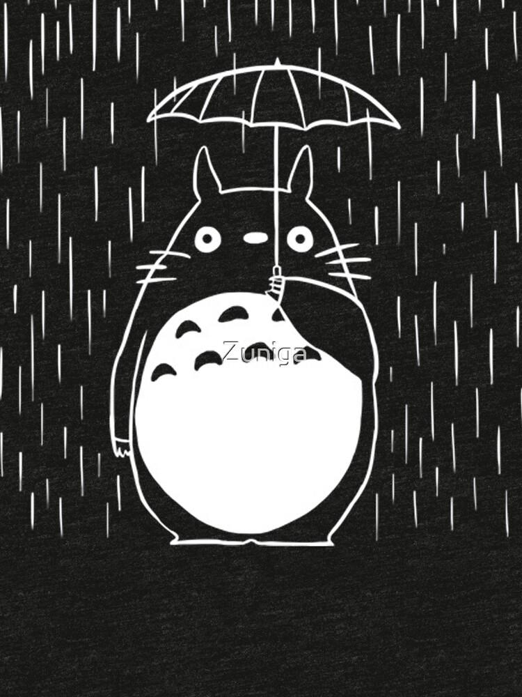 Totoro by Zuniga