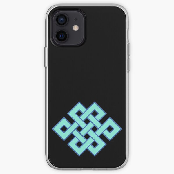 Buddhist Endless Knot iPhone Soft Case