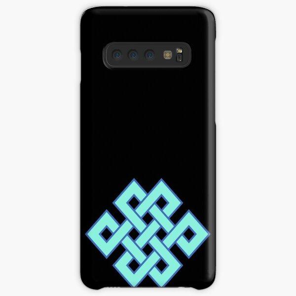 Buddhist Endless Knot Samsung Galaxy Snap Case
