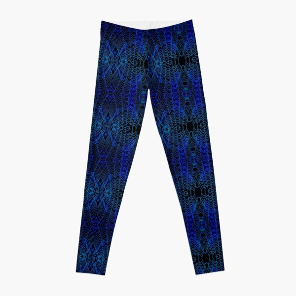 Drenched Chill - Micro Leggings