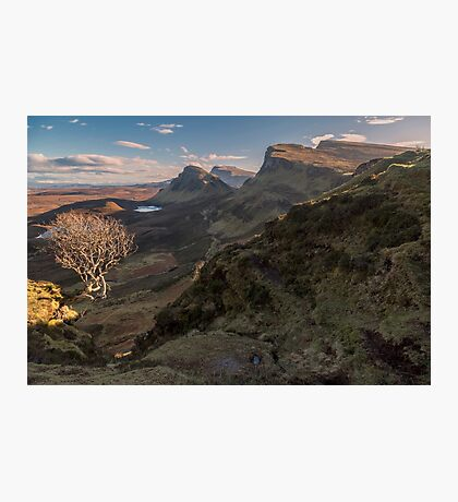 The Quiraing Isle of Skye Photographic Print