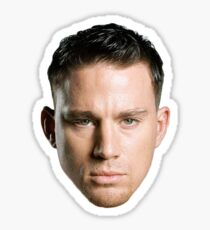 Channing Tatum Sticker