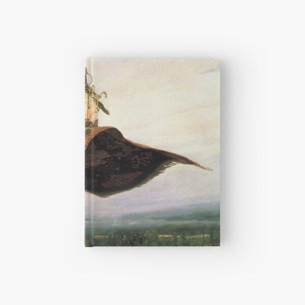 Viktor Mikhailovich Vasnetsov, Виктоp Михайлович Васнецов, Flying Carpet, Ковёр-самолёт, Hardcover Journal