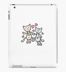 Kevin & Kate - In Love iPad Case/Skin