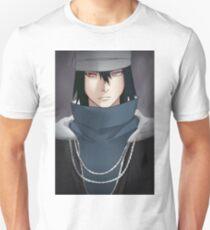 Sasuke Uchiha - The dark side of konoha Unisex T-Shirt