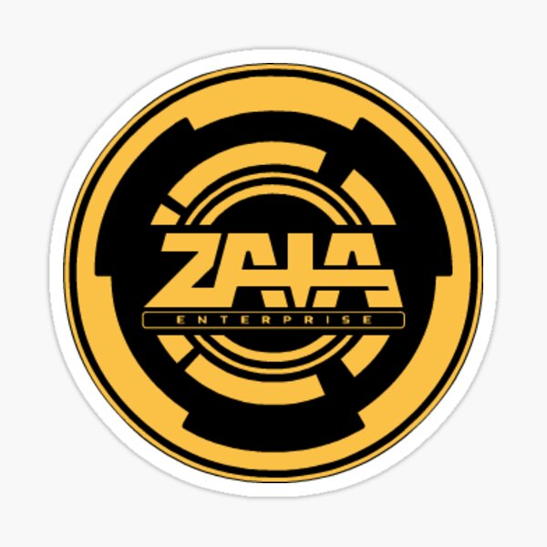 Kamen Rider Zero-One: ZAIA Enterprise Sticker Sticker