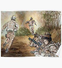 Afghanistan by Paul Sagoo Poster