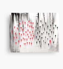 BE DIFFERENT - ABSTRACT Canvas Print