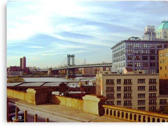 New York, New York by Benedikt Amrhein