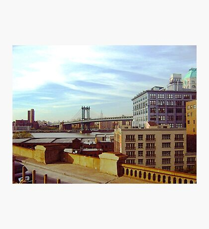 New York, New York Photographic Print