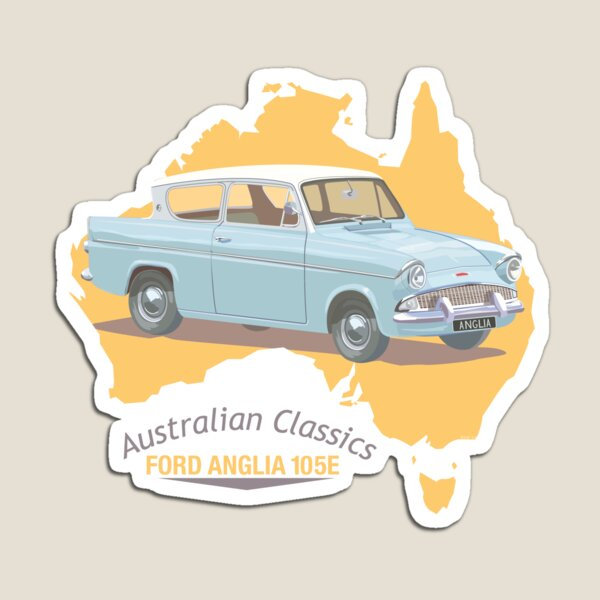 Ford Anglia Gifts Merchandise Redbubble