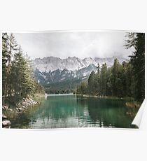 Looks like Canada - landscape photography Poster