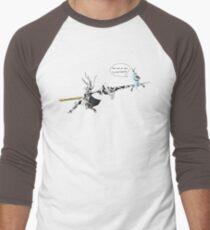 Corrin design Men's Baseball ¾ T-Shirt