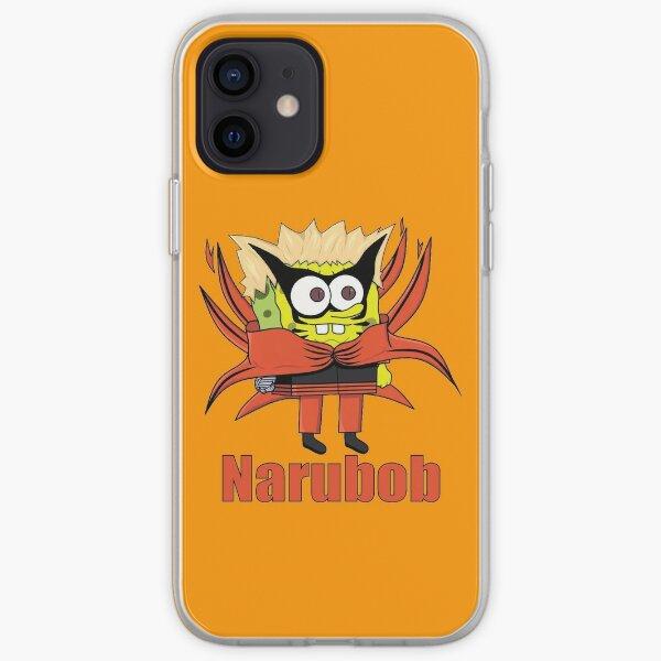 Narubob Coque souple iPhone