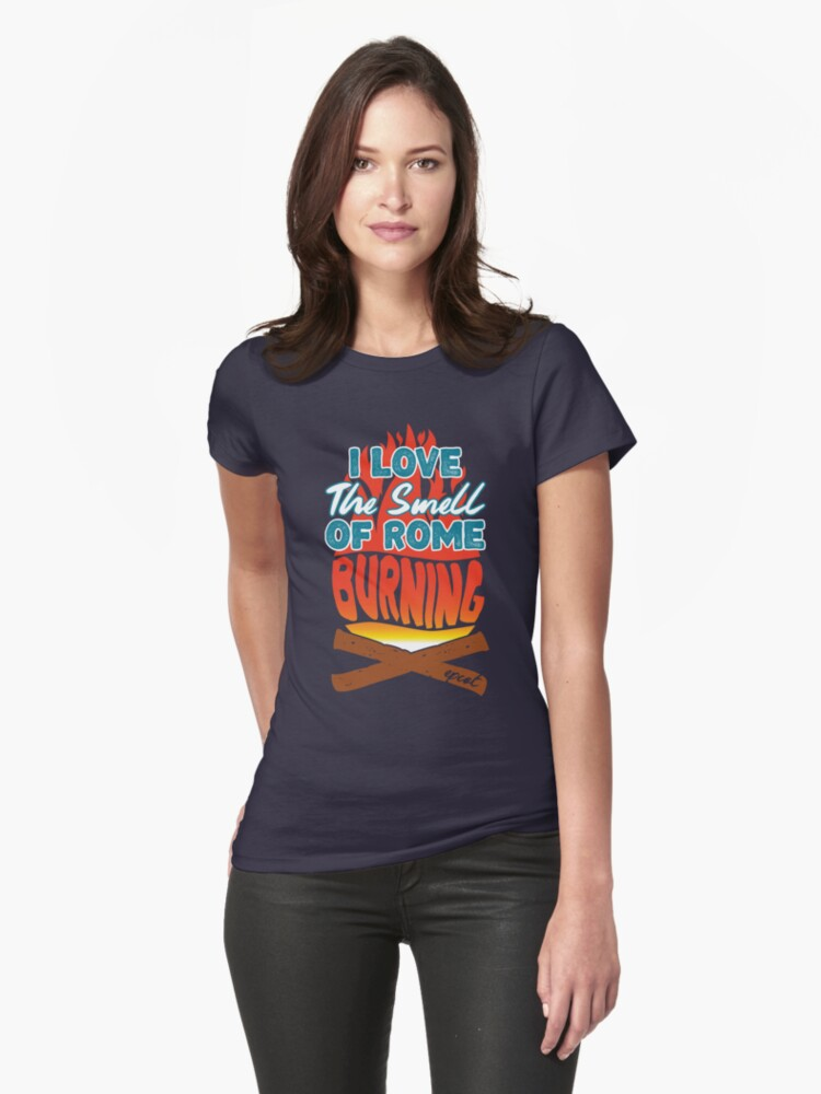 Spaceship Earth Womens T-Shirt Front