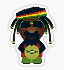 Reggae 0.1 Sticker