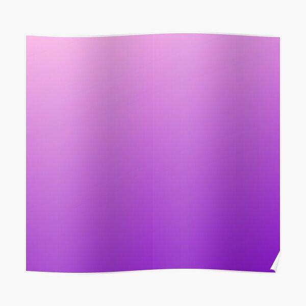 Plain purple Poster