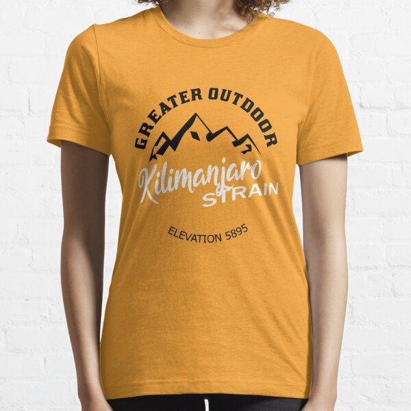 Kilimanjaro strain Essential T-Shirt