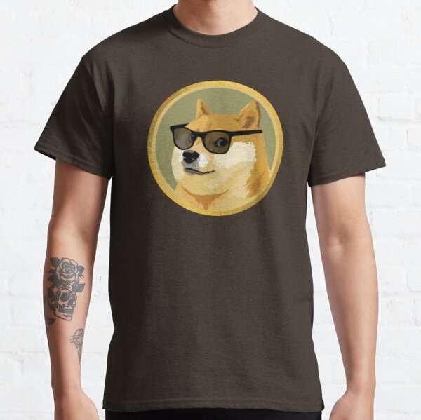 Doge Coin Apparel Classic T-Shirt