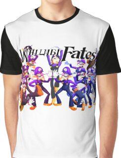 Waluigi Fates Graphic T-Shirt