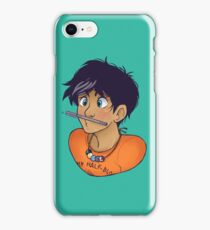 Our Hero Percy Jackson iPhone Case/Skin