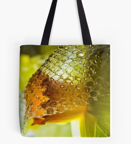 The Demure Daffodil Tote Bag