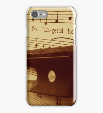 Your Touch iPhone Case/Skin