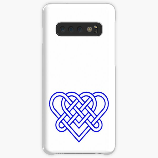 Heart Celtic Knot Samsung Galaxy Snap Case