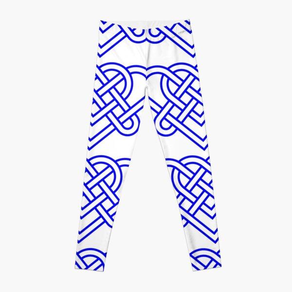 Heart Celtic Knot Leggings