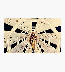 Kubrick's Space Odyssey Photographic Print