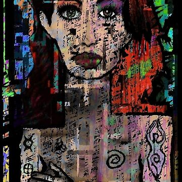 You The Sleeping God by brett66