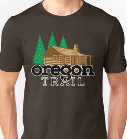 Oregon Trail Cabin T-Shirt